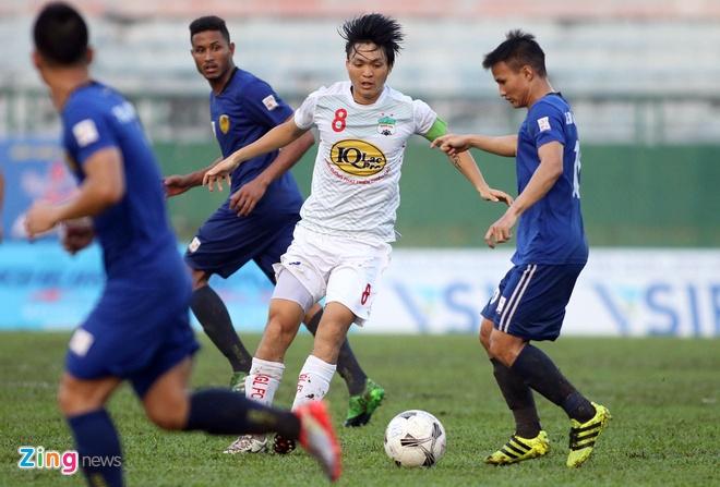 Nguyen Tuan Anh,  HAGL,  Tuan Anh,  Asian Cup,  Duong Minh Ninh,  BTV Cup,  V League 2019 anh 2