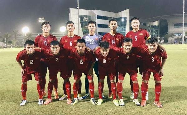 U19 Viet Nam thua nguoc dan em cua Suarez, Cavani hinh anh 1