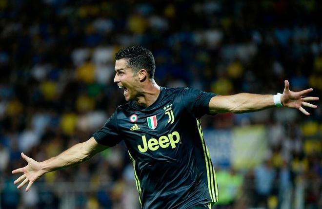 Dong doi tai Juventus khong mong Ronaldo tao su khac biet hinh anh