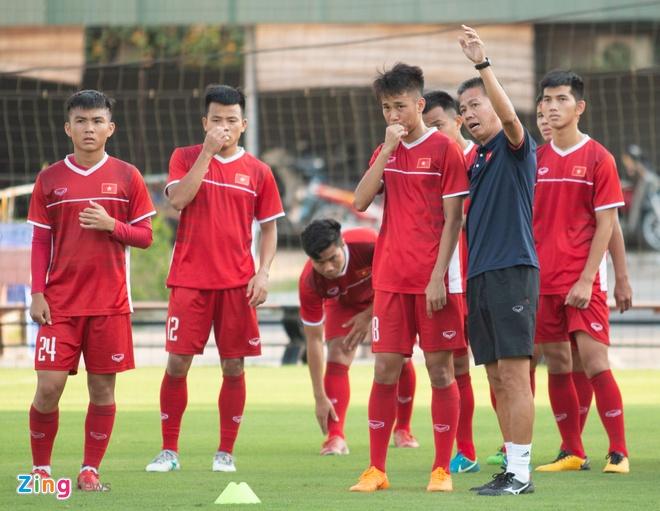 U19 Viet Nam len duong sang Indonesia du giai U19 chau A hinh anh 1