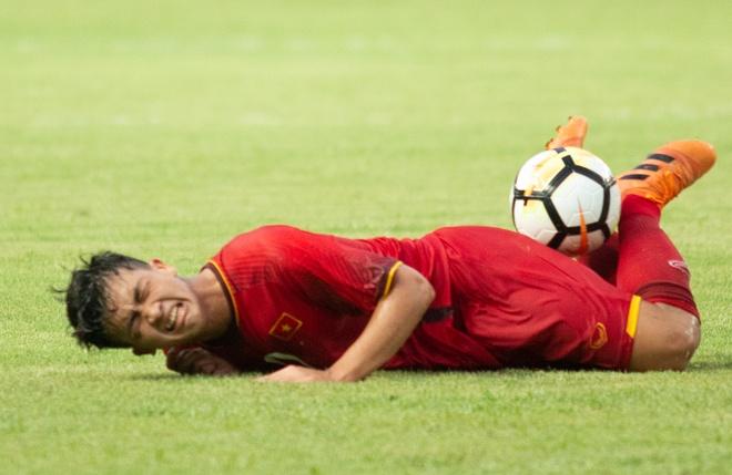 U19 Viet Nam ton that luc luong nghiem trong sau tran thua U19 Jordan hinh anh