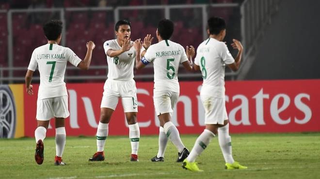 Ghi 4 ban trong 15 phut, chu nha U19 Indonesia van thua 5-6 hinh anh 2