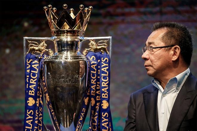 'Ty phu Vichai la cuu tinh, dua Leicester len tam cao moi' hinh anh