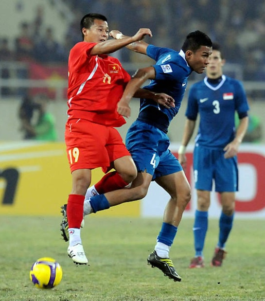 9 lan da ban ket AFF Cup, tuyen Viet Nam bi loai 7 lan hinh anh 6