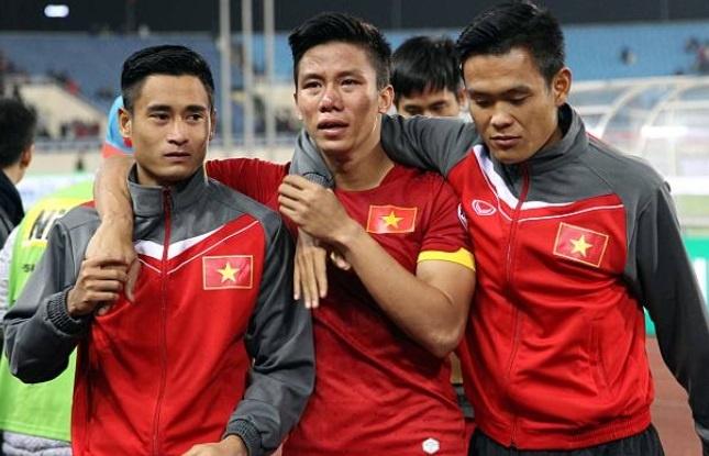 9 lan da ban ket AFF Cup, tuyen Viet Nam bi loai 7 lan hinh anh