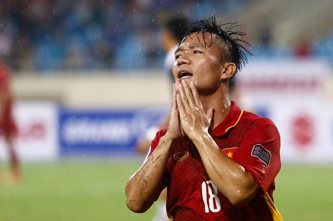 HLV Park chot danh sach du AFF Cup, duong kim Qua bong vang VN bi loai hinh anh