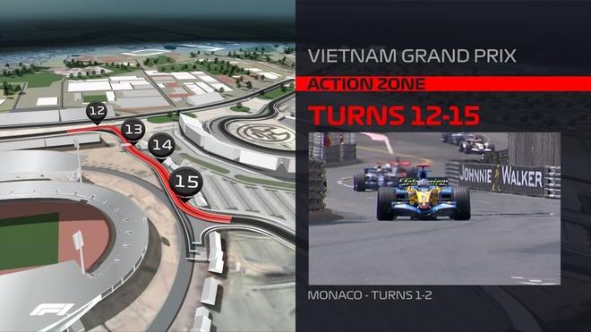 image 1 - Đường Đua F1 Ở Việt Nam Đầy Thách Thức, Lấy Cảm Hứng Từ Khắp Thế Giới