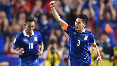 HLV Thai Lan ton trong doi bong yeu nhat bang B tai AFF Cup hinh anh