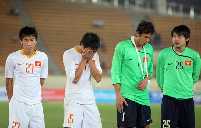 Trọng Hoàng tại AFF Cup 2018: Ngã ở đâu, đứng dậy tại đó