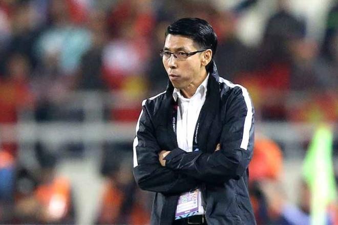 HLV Malaysia chua ro tuong lai sau that bai o chung ket AFF Cup hinh anh