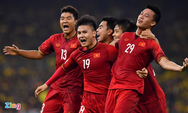 HLV Park: 'Tuyen Viet Nam chi manh o Dong Nam A' hinh anh 2
