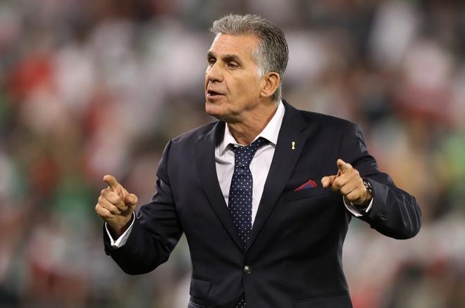 Bao Iran dua tin Carlos Queiroz tro thanh HLV Colombia giua Asian Cup hinh anh 1