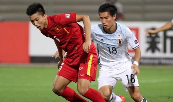 Quang Hai, Van Hau tung thua 0-3 truoc nguoi Nhat hinh anh