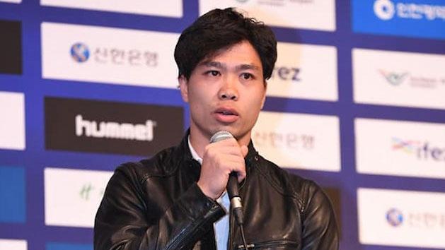 HLV Park Hang-seo: 'Cong Phuong phai chung minh minh hay nhat o day' hinh anh