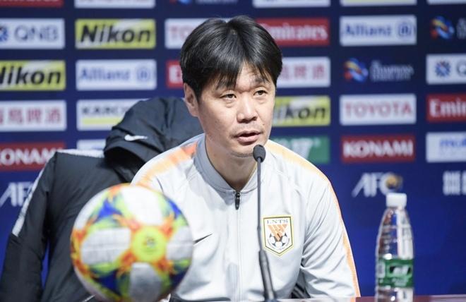 HLV Shandong Luneng: 'Ha Noi rat manh nhung chung toi se thang' hinh anh 1