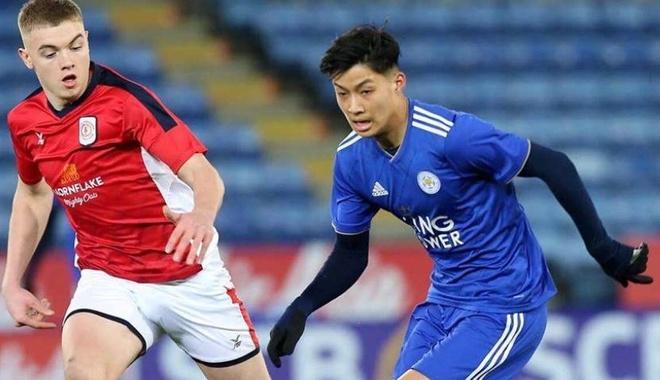U19 Thai Lan goi sao tre dang choi cho Leicester doi dau U19 Viet Nam hinh anh 1