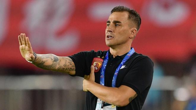 Cannavaro trở thành HLV trưởng tuyển Trung Quốc, sẵn sàng đấu Thái Lan