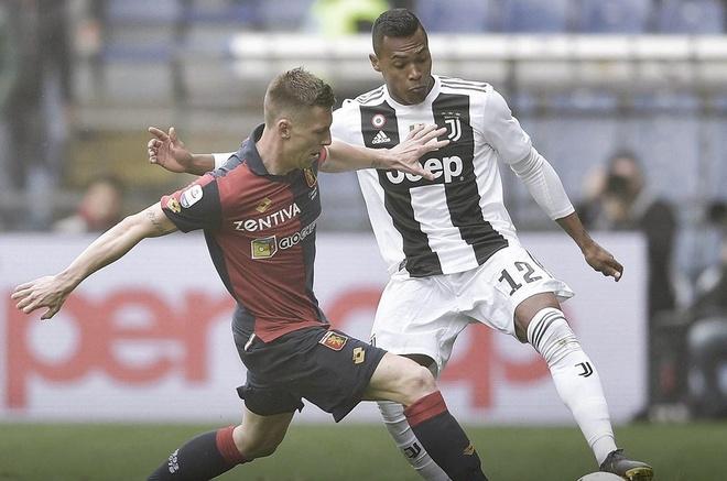 Juventus khong cho Ronaldo da, CDV doi thu doi lai tien ve vao san hinh anh 1