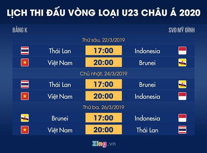 Tien ve U23 Viet Nam tiet lo loi khuyen cua Cong Phuong, Xuan Truong hinh anh 2