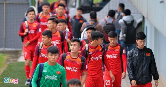 Tien ve U23 Viet Nam tiet lo loi khuyen cua Cong Phuong, Xuan Truong hinh anh 1