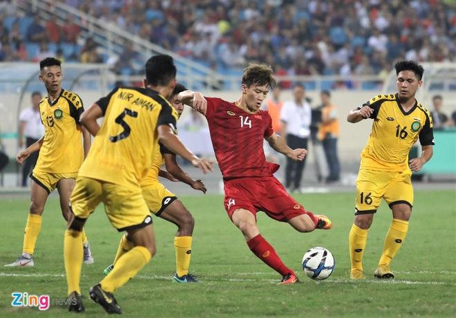 Nhieu doi Dong Nam A lam ro dung bong tai vong loai U23 chau A hinh anh 1