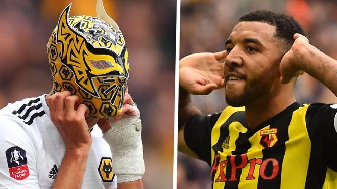 Tin Mibet: Cầu thủ Wolverhampton nhận kết buồn sau pha ăn mừng đeo mặt nạ