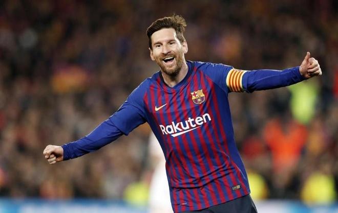 'Lionel Messi hien khong the bi ngan chan' hinh anh 1