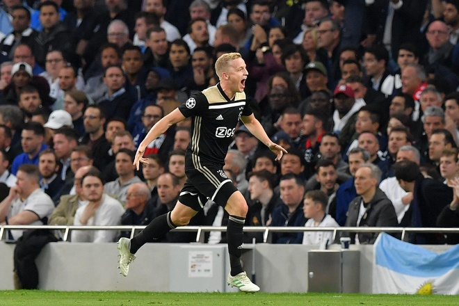 Tottenham vs Ajax anh 1