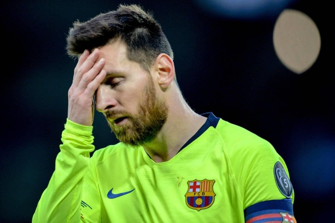 'Messi va HLV Valverde gop phan khien Barca nhan that bai lich su' hinh anh 1