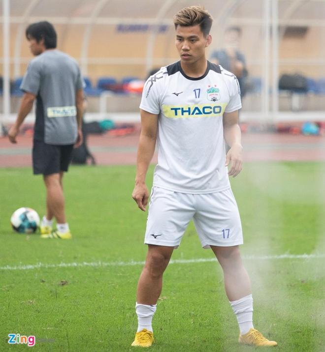 Van Thanh, Tuan Anh tuoi cuoi truoc tin don duoc thay Park trieu tap hinh anh 3