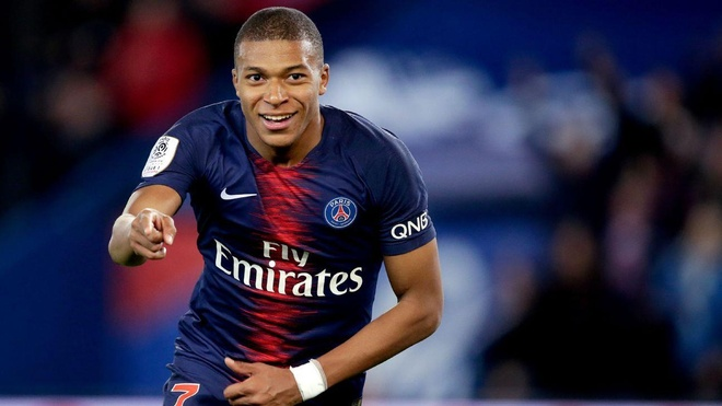 Mbappe,  Real Madrid anh 1