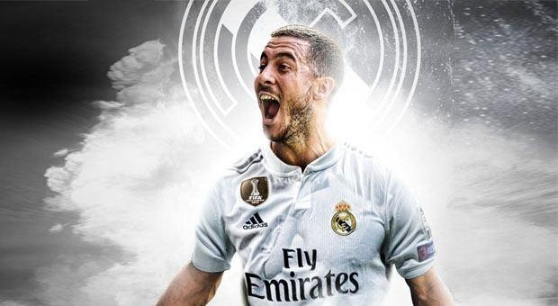 hazard toi real madrid anh 1