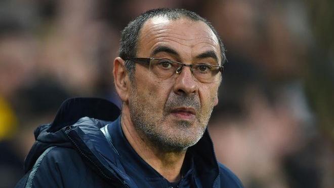 HLV Sarri dat thoa thuan dan dat Juventus hinh anh 1