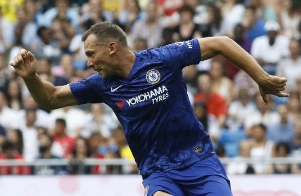 Highlights Huyen thoai Real Madrid 5-4 Huyen thoai Chelsea hinh anh