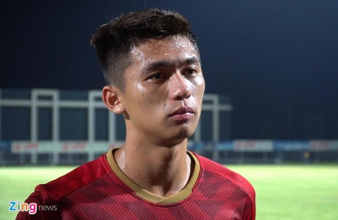 Tan binh U23 Viet Nam: 'Thay Park chua the hieu het cac cau thu' hinh anh 1