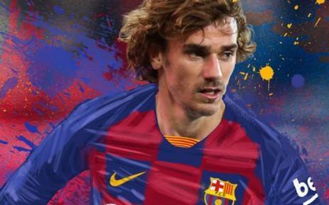 griezmann toi Barcelona anh 1