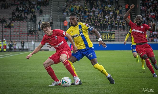 HLV Sint-Truidense phàn nàn về chất lượng cầu thủ sau thất bại