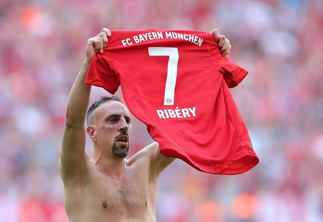 Franck Ribery chinh thuc cap ben Fiorentina hinh anh 1