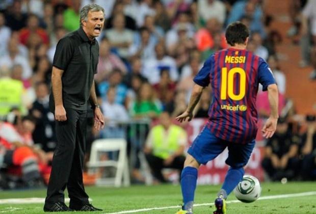 Mourinho: 'Toi ngay cang gioi hon nho co Lionel Messi' hinh anh 1