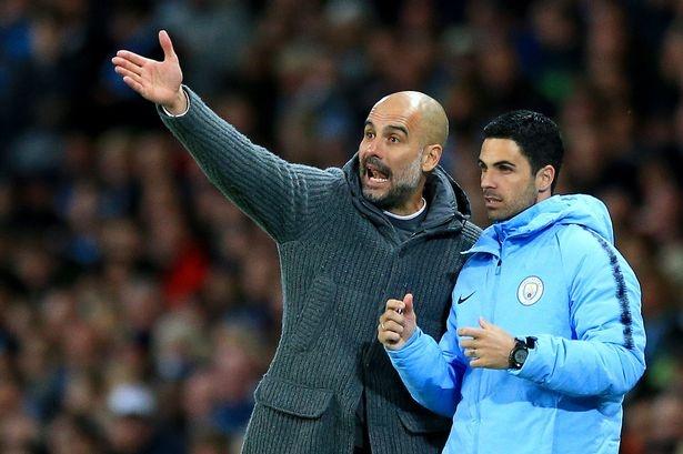 Guardiola xác định người thay mình làm HLV trưởng ở Man City