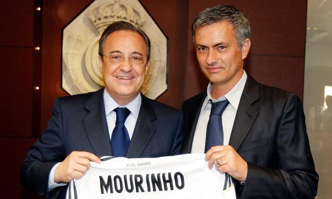 mourinho real madrid anh 1