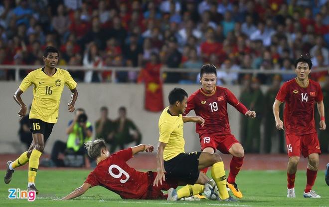HLV Malaysia: 'Chung toi khong dung den suc manh that su tai Viet Nam' hinh anh 1