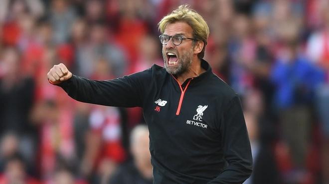 Klopp phan no vi Liverpool bi bien thanh tro dua tren truyen hinh hinh anh 1