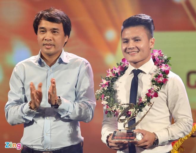 Quang Hai khong ngai ap luc phai gianh HCV SEA Games hinh anh 1