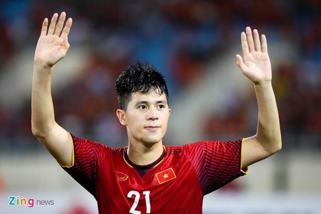 HLV Park dien ten Dinh Trong vao danh sach U23 Viet Nam hinh anh 1