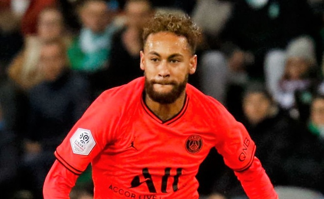 Neymar da hong phat den, PSG van thang Saint-Etienne 4-0 hinh anh