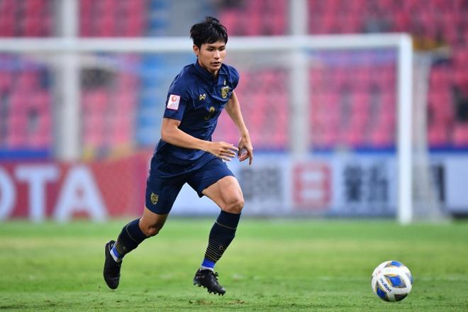 Cau thu U23 Thai Lan van chua quen duoc ky SEA Games that bai hinh anh 1 tl2.jpg