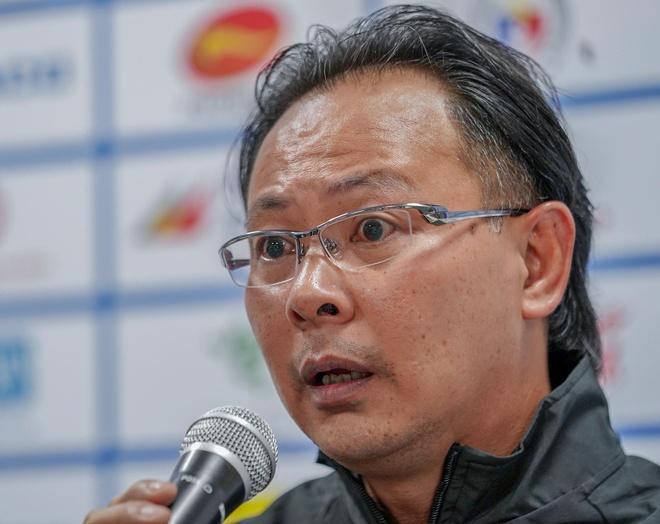 HLV U22 Malaysia co nhiem vu moi sau that bai o SEA Games hinh anh 1 ong1_1.jpg