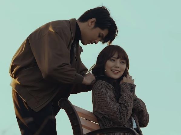 Nu chinh Han Quoc trong MV 'Nhung ke mong mo' cua Noo Phuoc Thinh hinh anh