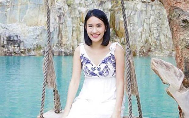 Hot girl noi tieng Thai Lan khoe anh 'song ao' tai Da Lat hinh anh